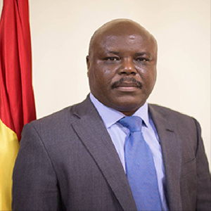 Joseph Cudjoe, Deputy Minister for Energy
