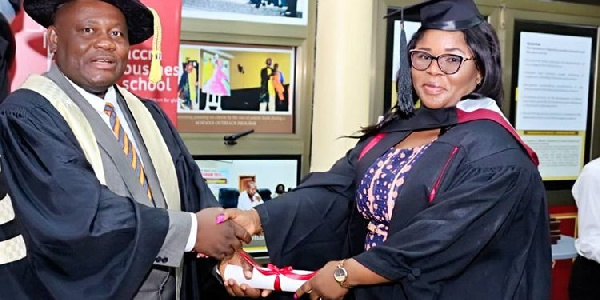 Accra Business School graduates 147 students at 8th congregation