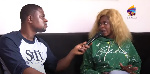 Ohemaa in an interview with SVTV Africa