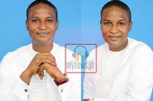 Mohammed Adamu Ramadan, NDC arliamentary candidate elect for Adenten Constituency
