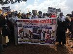 Muslima Cycle at Asawase constituency