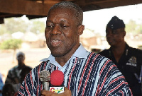 Former Vice President Kwesi Bekoe Amissah-Arthur died after he collapsed at the gym