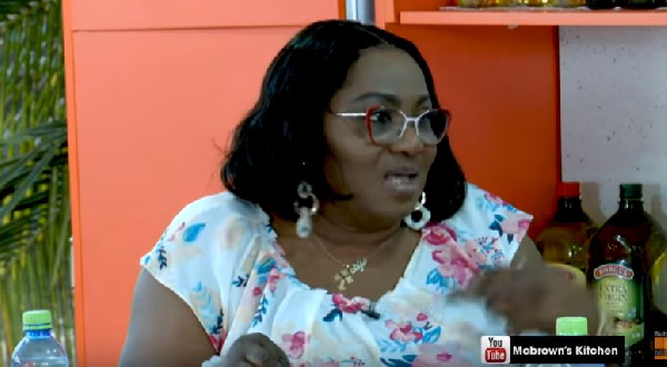 Ghanaian movies are no longer patronized in US because of x-rated scenes – Vivienne Achor