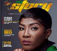 My Story Magazine cover