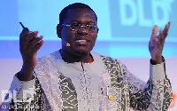 Ghanaian entrepreneur, Bright Simons