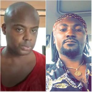 Steve Kamkam (Left) and Benjamin Okyere (Right)