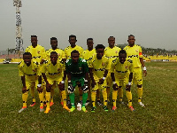 Ashgold are still top of the league table with nine points from three games