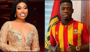 Fantana and Afriyie Acquah