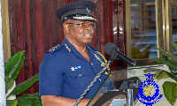 Inspector-General of Police, Mr. James Oppong-Boanuh