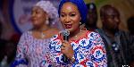 Wife of Vice President Mohamadu Bawumia, Samira Bawumia