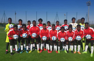 Black Princesses defeated the Maidens 4-3