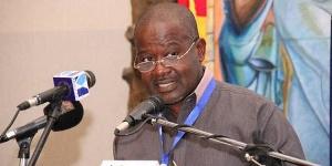 Former Chairman of PIAC, Kwame Jantuah