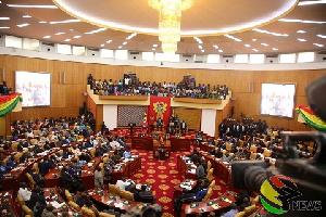 The chamber of Ghana