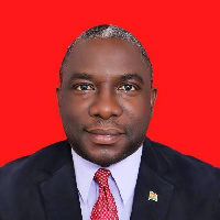 First vice chairperson of PPP, Mr William Kofi Dowokpor