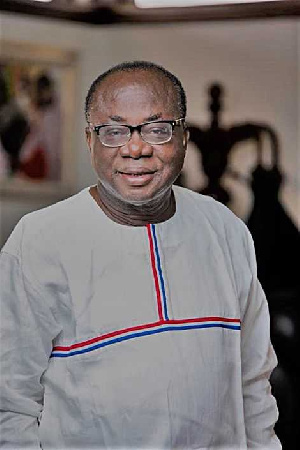 Freddie Blay, Chairman, NPP