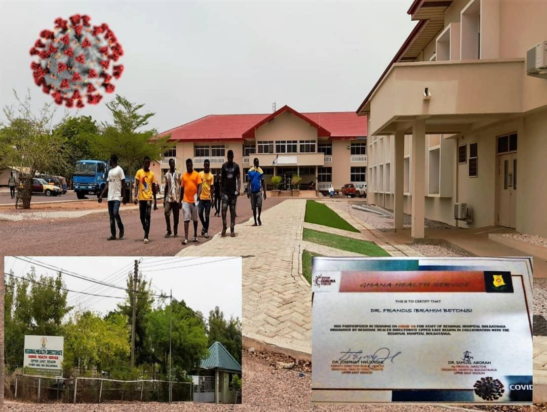 GHS, regional hospital exposed in dubious coronavirus workshop