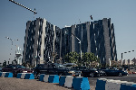 Nigeria's central Bank Headquarters