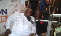 Henry Quartey Incumbent MP of Ayawaso Central