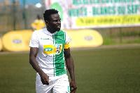 Coton Sport captain Kamilou Dauoda