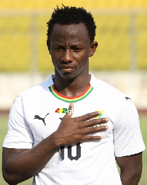 Black Meteors skipper Yaw Yeboah