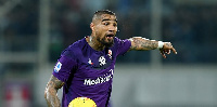 Ghana international Kevin-Prince Boateng