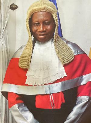 The late Justice Samuel Kofi Marful-Sau