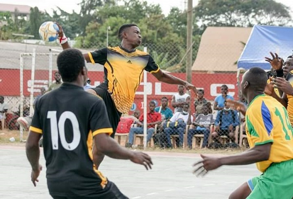 GAHLCA 2021: Ghana Army prevail over Legonite, Cantonment Youth
