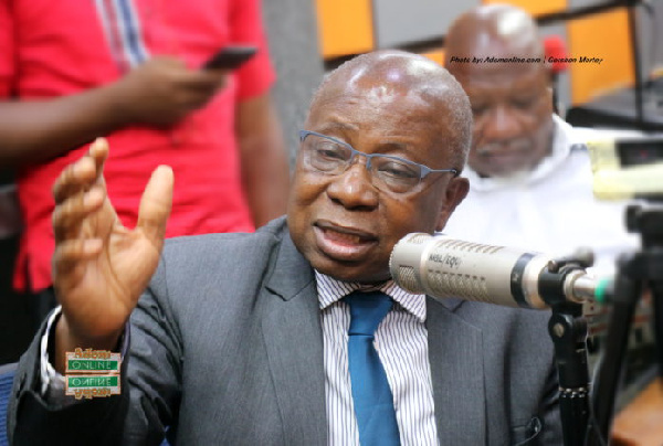 Stop the dirty politics, it is awful – Health Minister slams NDC over parked ambulances