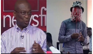 Abdul Malik Kweku and Journalist, Anas Aremeyaw Anas