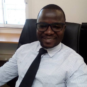 Dr. Muazu Ibrahim is a lecturer at the School of Business and Law, UDS, Tamale