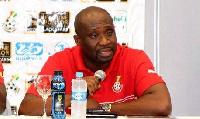 Vice President of the Ghana Football Association, George Afriyie
