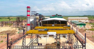 The Komenda Sugar Factory has been left to rot for years