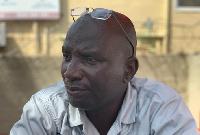 Filmmaker Socrate Safo