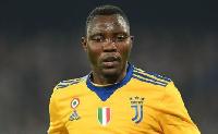 Kwadwo Asamoah won 13 titles with Juventus