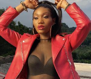 Ghanaian Singer, Wendy Shay