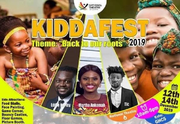 Kiddafest 2019 slated for December 12