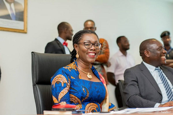 Mrs. Ursula Owusu stated that the affected stations will not be reinstated