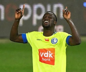 KAA Gent star Osman Bukari details why Eden Hazard is his role model