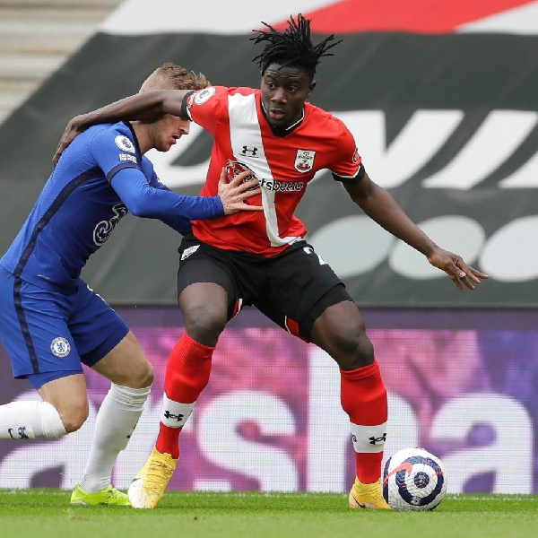 Southampton boss highlights Salisu's strengths ahead of Liverpool trip