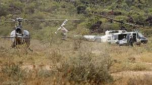 Soldiers Helicopter Crash