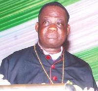 Bishop Dr. Prince Hampel