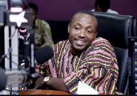 NPP's General Secretary, John Boadu