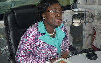Gifty Twum Ampofo, Deputy Minister for Gender, Children and Social Protection