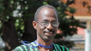 NDC General Secretary, Johnson Asiedu Nketia