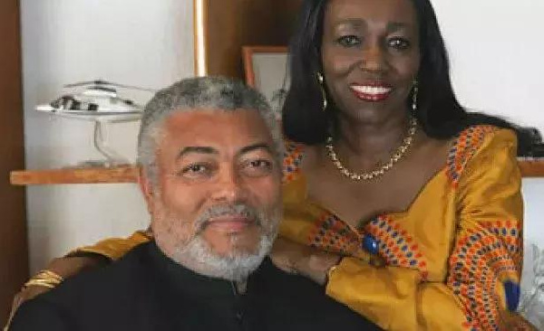 You fought for women's right – Konadu's tribute to Rawlings