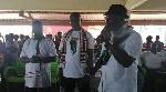 Kevor, JAB1, Afram Plains South MP join forces to win more votes for NDC
