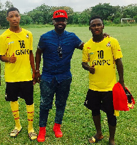 Emmanuel Toku and Mohammed Iddriss were instrumental in Ghana's U17 team's success in India