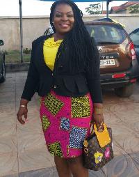 Maame Yeboah Asiedu