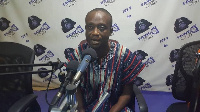 MCE for Nsawam-Adoagyiri, Isaac Kwadwo Buabeng