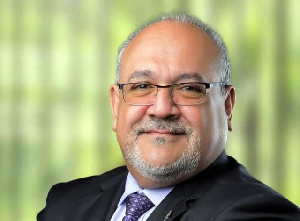 Managing Director of Republic Bank Ghana, Farid Antr